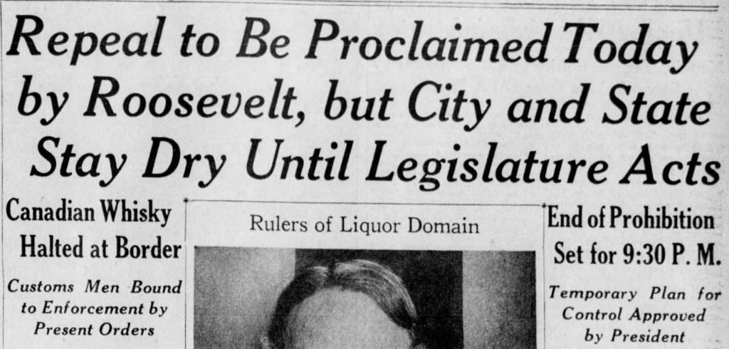 Detroit Free Press, December 5 1933